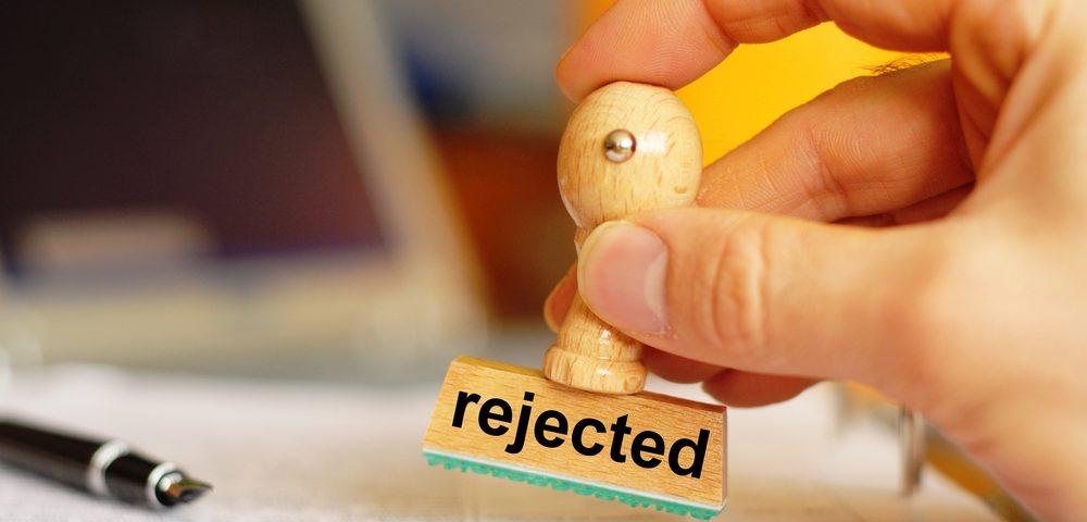 underwriter rejection VA loan applications