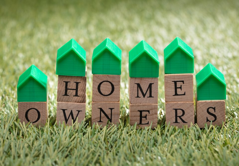 younger adults position homeownership