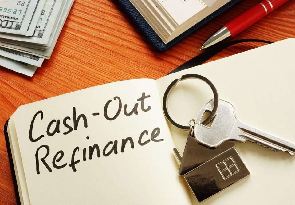 understanding cash-out refinancing