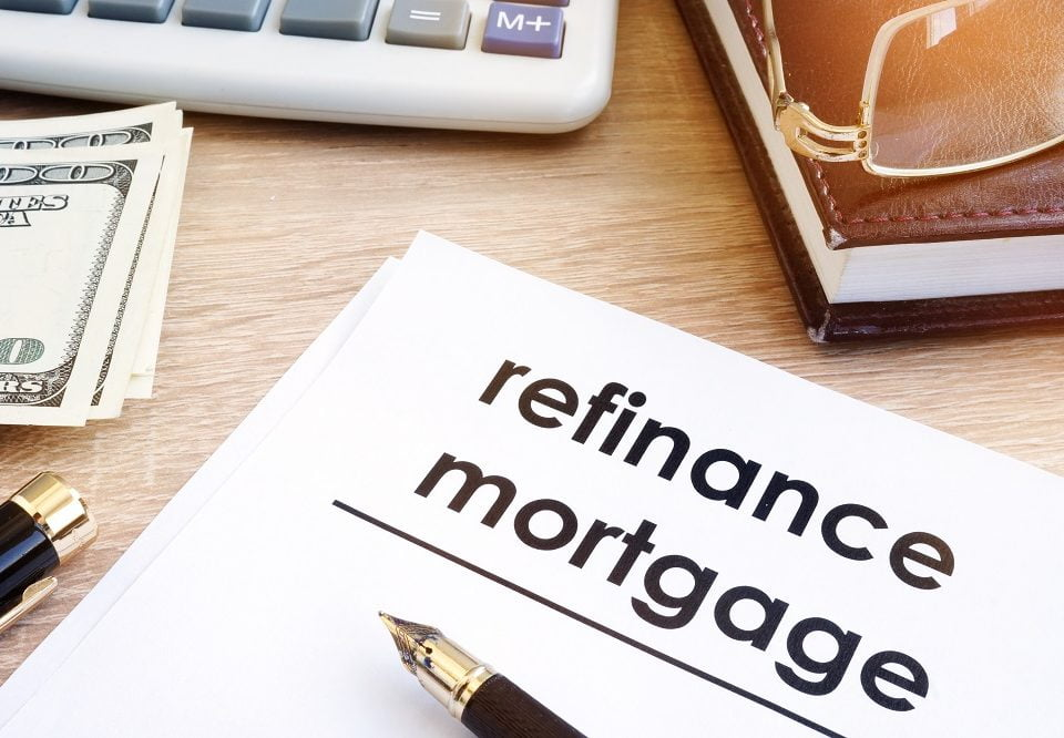 next steps refinancing home mortgage
