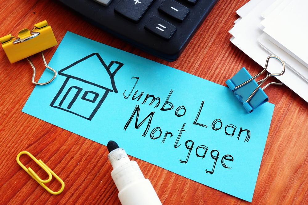 jumbo loans conventional interest qualifying